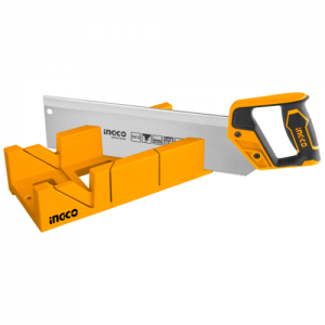 Mitre Box and Back Saw Set