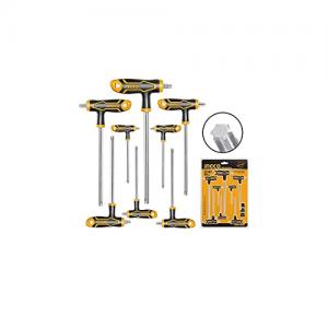 8 Pcs T-handle Torx Wrench Set