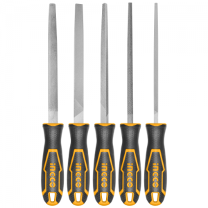 5pcs Steel File Set